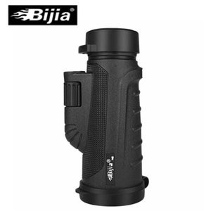 10 * 42 Monocular Tactical Al Aire Libre Mini Telescopio Monocular Portátil Caza Monocular Militar Focu Próximos Binoculares de Cine Verde