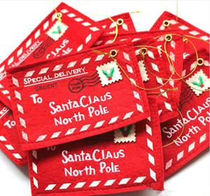 أكياس هدايا عيد الميلاد مغلف الحلوى الإبداعية زينة عيد الميلاد عيد الميلاد المال حامل بطاقة هدية بطاقة Epacket الحرة