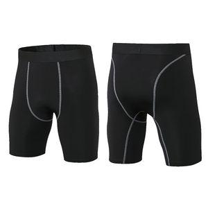 YJSFG CASA Moda Verano Hombres Ejercicio Sexy Fitness Competencia Polainas Shorts Hombres Casual Pantalones cortos bermuda masculina