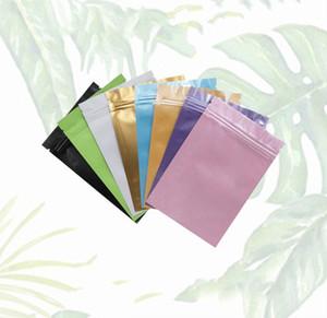 حجم متعددة الألومنيوم احباط كيس أكياس الختم الذاتي ملابس تغليف أكياس مختومة حقيبة صالح للخبز الأطعمة الملابس
