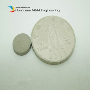 1 pack SmCo Magnet Disc Rod Diameter 10x2 mm Grade YXG24H with 350 Degree C High Operating Temperature Magnets Permanent Rare Earth Magnets