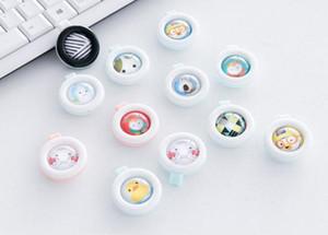 Взрослые дети лето анти москитные кнопки детские мультфильм дизайн репеллент москитная кнопка нетоксичные Комаров пряжки борьбы с вредителями DHL