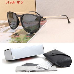 High Quality Fashion Sunglasses Men Women Brand Designer uv400 Eyewear Sun Glasses Gradient Lenses With Cases and Box
