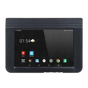 실행 X431 V WiFi / Bluetooth 8 인치 테이블 Professional OBDII 자동차 시스템 진단 도구 지원 다국어