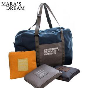 Mara rüyası Kadın tavel çantası yeni kat seyahat büyük kapasiteli Kadın çantası rahat İşlevli Erkekler ve tavel depolama