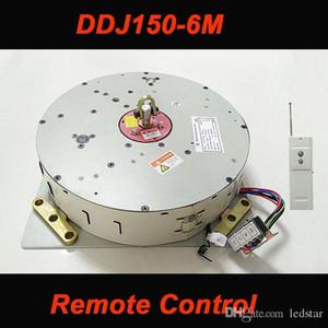 DDJ150 150KG 6M Système de levage de treuil électrique de lampe de treuil électrique télécommandé automatique CA 85-265V