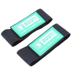 2pcs велосипед Светоотражающие лодыжки ног Tape Группа Открытый Велоспорт Брюки Pant Bands Clips ремень велосипедов Защитные аксессуары передач