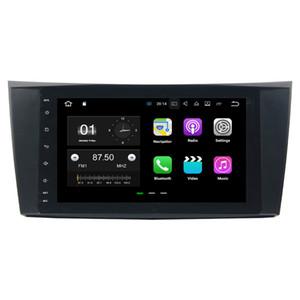 "Quad Core 2 GB RAM 2 din 8 ""Android 7.1 Leitor de DVD Carro para Mercedes Benz Mercedes Benz Classe E W211 CLS W219 G-Class W463"