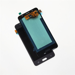 5.2 '' SAMSUNG Galaxy J5 2016 için AMOLED LCD Ekran J510 J510F J510FN J510M Dokunmatik Ekran Digitizer Meclisi