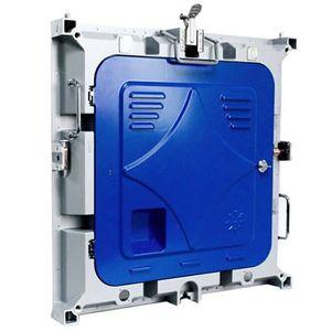 LIGHTIN 12pcs / lot P6 im Freien 1/8 scannen 576 * 576mm 96 * 96 Pixel Druckguss-Aluminium-Kabinett-Miete farbenreicher Video-LED-Bildschirm