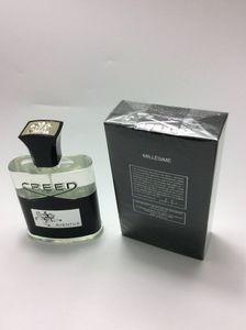 2019 de alta qualidade New Creed aventus perfume para homens 120 ml com longa duração de boa qualidade alta fragrância capactity Frete Grátis