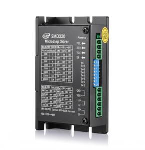 42 57 86 Step Motor Microstep Sürücü Denetleyicisi CNC Router Leadshine için 2MD320