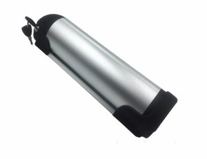 Free Shipping High quality A Grade Down tube Water Bottle Kettle Battery 48V 13AH for Electric Bicycle with charger