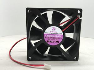 Orijinal Bry BI-SONIC SP802524HL-03 DC24V 0.25A 8 CM 8025 2 Hatları Invertör soğutma fanı