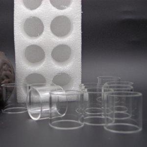 Reemplazo de tubo de vidrio Pyrex para Eleaf melo3 Melo III 3 mini nano 300 ijust 2 mini s ello mini xl atomizador de tanque