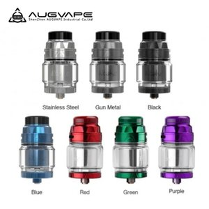 AUGVAPE INTAKE RTA Tank 4.2ml Large Capacity Single Coil Atomizer with Leak Proof System E Cig RTA for DIY Fans