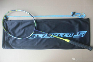wholesale-Jetspeed S10 badminton rackets . JS-12 High-end nano carbon badminton racquet .free shipment