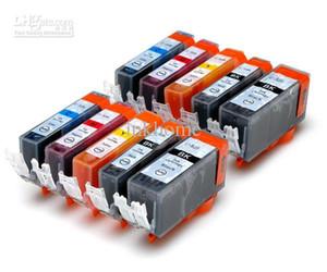 10 INK CANON MX885 IP4850 MG5150 MG5250 MG6150 8150 프린터 카트리지 PGI525