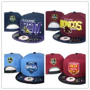 Boa Venda 2018 NRL WARRIORS Snapback Hip-Hop Snapbacks Boné de Beisebol Ajustável Chapéus de Verão Bordado chapéus Frete Grátis