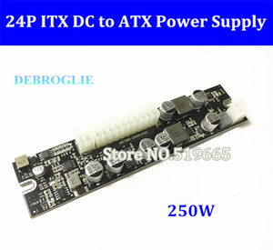 Realan dc dc atx psu 12 فولت 250 واط بيكو atx التبديل بيكو psu 24pin mini itx dc إلى سيارة atx pc امدادات الطاقة للكمبيوتر