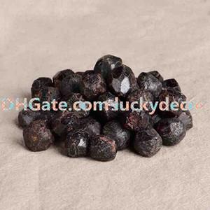 100g Piccolo irregolare naturale senza fori prime gemme granato Crystal Rock Grezzi blocchi rosso granato pietra allentata esemplare minerale gennaio Birthstone