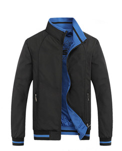Free Shipping New Spring And Autumn Period And The Double Jacket For Fashion Leisure Coat Jackets Menswear