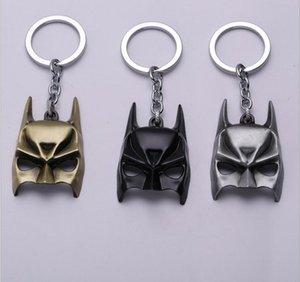 어벤져 스 (Avengers) 시리즈 영화 테마 마스크 배트맨 키 체인 (악세사리) 남성 키 열쇠 고리 팬 크리스마스 선물