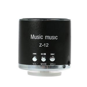 Mini altavoz de radio con cable altavoces estéreo TF FM USB AUX música Boombox Metal Bass altavoz para teléfono PC ordenador PC