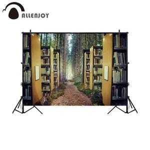 atacado fotografia fundo fantasia estante floresta conto de fadas pano de fundo photobooth foto estúdio photocall prop tecido