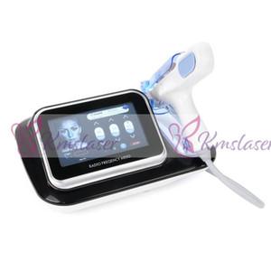 Pistolet de mésothérapie à l'eau Radiofréquence RF Meso Facial Skin Beauty Device Injector 3 couleurs claires rouge bleu vert