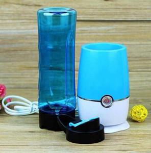 새로운 동요 n 가정용 야외 주스 추출기 4 색상에 대한 전기 Juicer 휴대용 주스 메이커 가져 가라.