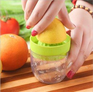 Mini presse-agrumes manuel, toutes sortes de fruits et légumes sont juicer pratique et rapide à Voyage à home.011