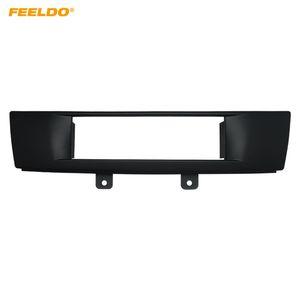 FEELDO 1Din Car CD Radio Fascia Panel de marco para ROVER MG6 2008+ Kit de marco de instalación de tablero estéreo Trim Bisel # 5216