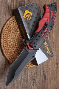 оптовик CM82 качество Браунинг карманный складной нож острый 7cr15mov лезвие тактические выживания кемпинг ножи открытый инструменты бесплатная доставка
