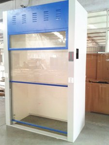 All Steel Walk-in Lab Fume Hood six feet long Laboratory Floor Fume Hood with CE Certificate