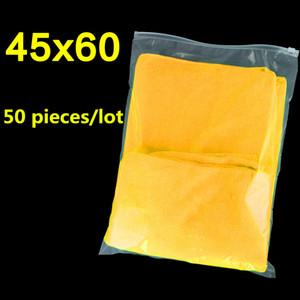 Livraison Gratuite 50 Pcs Lot Noir Mat Aluminium Feuille Zip Serrure D'emballage Sac Rescellable Mylar Zipper Pack Poche Auto-Joint De Stockage Paquet Sacs