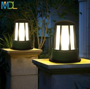 الحديثة الجدار مصباح آخر ماء الإنارة في الهواء الطلق حديقة ضوء أدى الجدار مصباح فيلا مصباح الحديقة مصباح e27 لمبة ac220v lamparas
