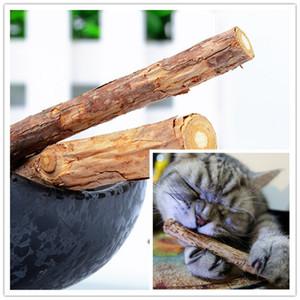 Neue Katze Mint Molaren Stange Katzen Reinigung Zähne Katzenminze Haustier Katze Reine Natürliche Molar Zahnpasta Stick Katzenspielzeug Snacks