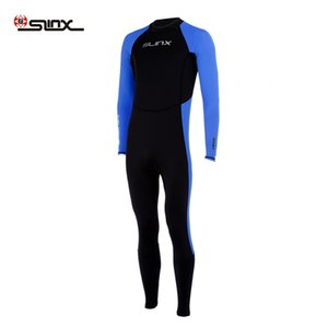 SLINX Neoprene Sunblock De Alta-cintura Wetsuit Terno de Mergulho Surf Snorkeling Natação Rashguard Macacão de Volta Zipper Frete Grátis VB