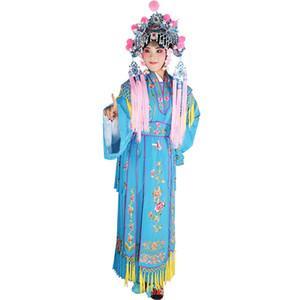 Ópera antiga tradicional Mulheres stage wear Chinês Folk Dance a rainha Tang Cosplay drama traje o bêbado beleza dança desgaste