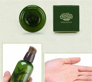 INNISFREE Korea Green Bottle CREMA EL Suero de semilla de té verde Hidratante Cuidado facial Loción 80ML Nueva crema facial para el cuidado de la piel