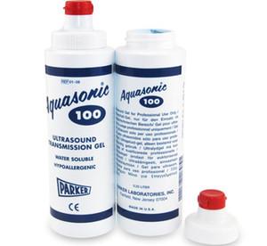 2 X Aquasonic 100 Gel di trasmissione ad ultrasuoni Doppler Tens (0,25 ltr)