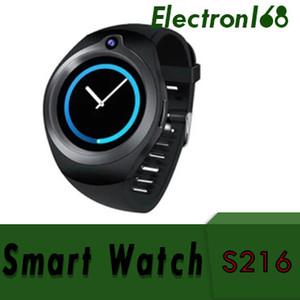 Reloj inteligente ZGPAX S216 PK S99C Android 5.1 Relogios de frecuencia cardíaca compatible con Bluetooth WiFi GPS reloj inteligente Reproductor de MP3 para Android iOS