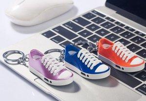 холст обувь стиль USB зарядки сигареты электронные зажигалка с брелок светом водить 5 цветов для некурящих Инструменты Аксессуары