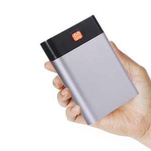 10400mah 5V Dual USB 4X 18650 Power Bank Case Kit Battery Charger Box 18650 Power Bank Case Battery Box holder Mobile Phone