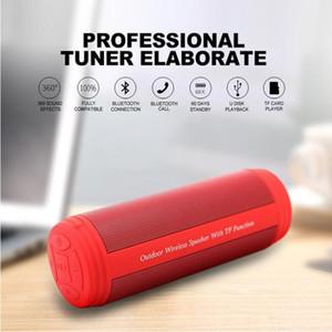 Bluetooth Portable Étanche Haut-Parleur 10 W Sans Fil Bluetooth Haut-Parleur T3 Basse Stéréo colonne multifonction Haut-Parleur Avec Fm Mic