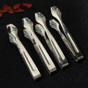 Pinze per blocchi di ghiaccio Clip per zucchero Metallo Robusto Ispessimento Luce Clip non magnetiche Acciaio inossidabile Cibo Bar Utensili da cucina Nuovo 0 8jl ZZ