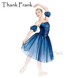 Girls Classical Ballet Dress Kids Camisole Leotard Dresses Tutu Ballet Women Romantic Ballerina Dress Kids Dance Costumes C492