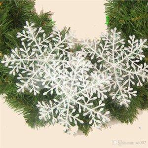 Merry Christmas Ağacı Kar Tanesi Plastik Pazar Otel Ekran Pencere Düzenlemesi Kar Gevreği Dekorasyon Hediye Pratik Kolay Taşımak 0 65fg6 cc