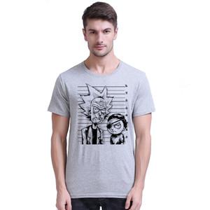 Marka Erkekler T Shirt Komik Tasarım Dijital Baskı Pamuk En Tees Özelleştirilmiş Erkek Yaz Giyim Boyutu S-3XL